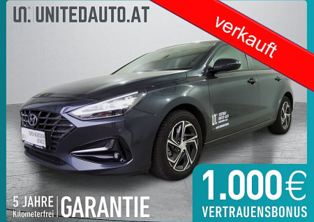 Hyundai i30 Fastback 1,0 T-GDi Trend Line DCT Aut. bei BM || Seifried United Auto Grieskirchen Wels in