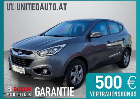 Hyundai iX35 Life 1,6 GDI *SHZ vor. u. hi.,Tempomat,Freisprech.,Parksens. hi.,8-fach* bei BM    Seifried United Auto Grieskirchen Wels in