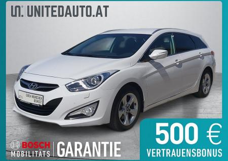 Hyundai i40 Business *PDC vor. u. hi., 3D-NAVI, Fahrersitz elektr., §57a bis 10/2022* bei BM    Seifried United Auto Grieskirchen Wels in