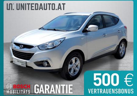 Hyundai iX35 1,7 CRDi Life DPF *AHK, Klima, §57a NEU* bei BM || Seifried United Auto Grieskirchen Wels in