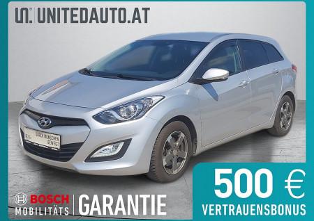 Hyundai i30 CW 1,4 CRDi Europe Plus *AHK, Klimaaut., Kupplung NEU* bei BM || Seifried United Auto Grieskirchen Wels in