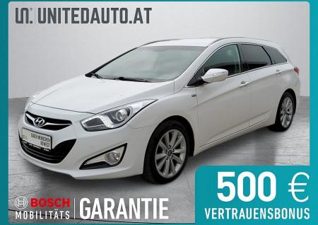 Hyundai i40 Premium 1,7 CRDi *RF-Kam., PDC vo. + hi., Climatronic* bei BM || Seifried United Auto Grieskirchen Wels in