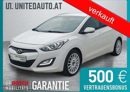 Hyundai i30 CW Europe Plus *8-fach Bereift, §57a bis 06/2022, Klimaaut.* bei BM || Seifried United Auto Grieskirchen Wels in