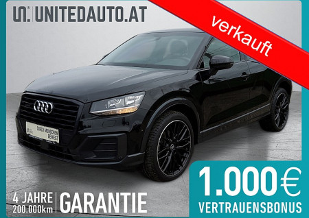 Audi Q2 2,0 TDI quattro S-tronic Design*LED, NAVI, Leder-Sports., RFKAM, AHK abnehmbar* bei BM || Seifried United Auto Grieskirchen Wels in