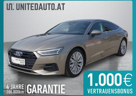 Audi A7 SB 50 TDI quattro *Luftfwrk, VOLLLEDER, 360° Kamera* bei BM || Seifried United Auto Grieskirchen Wels in