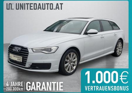 Audi A6 Avant 3,0 TDI clean Diesel Quattro *S line, Standhzg, Panoram., Xenon plus* bei BM || Seifried United Auto Grieskirchen Wels in