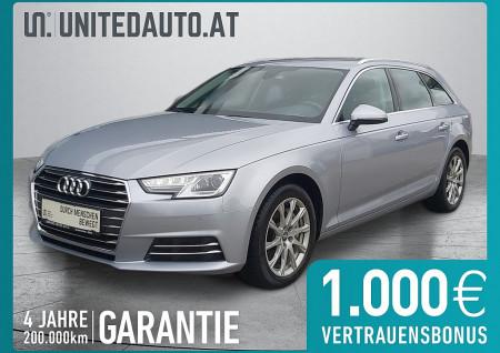 Audi A4 Avant 2,0 TDI Design S-tronic *3D-NAVI, 3-Zonen Klimaaut., PDC vo+hi* bei BM || Seifried United Auto Grieskirchen Wels in