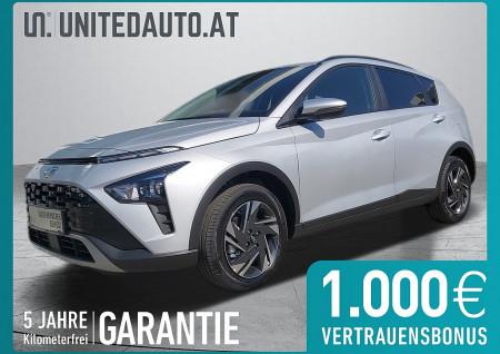 Hyundai Bayon i-Line Plus 1,0 T-GDi *Spurhalteassist.,App-Navi,RF-Kam.,Fernlichtassist.* bei BM || Seifried United Auto Grieskirchen Wels in