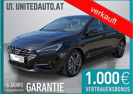 Hyundai i30 1,0 T-GDI Feel Good *VOLL-LED, APP-Navi, RF-Kam., 2-Zonen Climatronic.,* bei BM || Seifried United Auto Grieskirchen Wels in