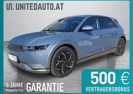 Hyundai IONIQ 5 Plus Line Long Range *Wärmepumpe, Sitzpaket, PDC vo + hi* bei BM || Seifried United Auto Grieskirchen Wels in