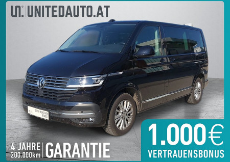VW T6.1 Multivan Highline 2,0 TDI DSG *Voll-LED, AHK, NAVI, PDC vo+hi* bei BM || Seifried United Auto Grieskirchen Wels in