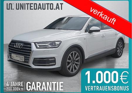 Audi Q7 3,0 TDI quattro *Luftfahrwerk, S line, Xenon* bei BM || Seifried United Auto Grieskirchen Wels in