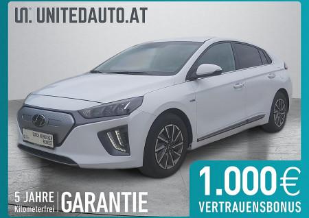 Hyundai Ioniq Elektro L4 *Wärmepumpe, Abstandsrtemp., 3D-Navi, RF-Kam.* bei BM || Seifried United Auto Grieskirchen Wels in
