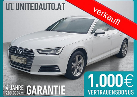 Audi A4 Avant 2,0 TFSI ultra Sport S-tronic *VOLL-LED, 3D-NAVI, PDC vo+hi, 3-Zonen Klimaaut.* bei BM || Seifried United Auto Grieskirchen Wels in