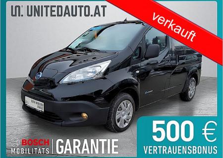 Nissan NV200 Kombi Premium *NAVI, RFK, Climatronic, SHZ* bei BM || Seifried United Auto Grieskirchen Wels in