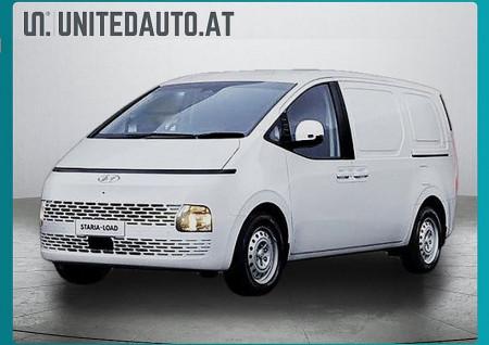 Hyundai STARIA Transporter 2,2 CRDi 2WD bei BM    Seifried United Auto Grieskirchen Wels in