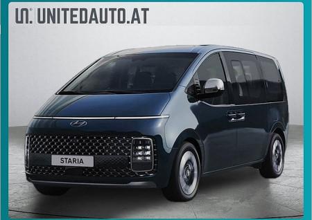 Hyundai STARIA Bus Luxury Line 2,2 CRDi 4WD DCT bei BM    Seifried United Auto Grieskirchen Wels in