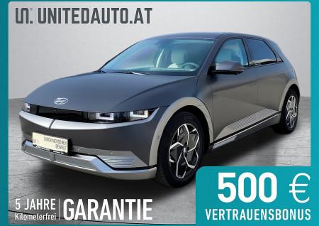 Hyundai IONIQ 5 Top Line 4WD 72,6kWh *Solardach*Wärmepumpe*Vehicle to Load* bei BM || Seifried United Auto Grieskirchen Wels in