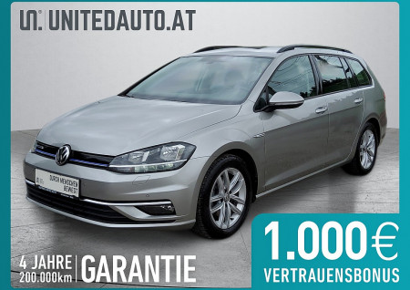 VW Golf Variant CL 1,5 TSI *Climatronic, NAVI-App, Winterpaket, PDC vo./hi.* bei BM || Seifried United Auto Grieskirchen Wels in